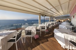 Aperitivo a Sorrento Terrazza Vittoria Grand Hotel Continental