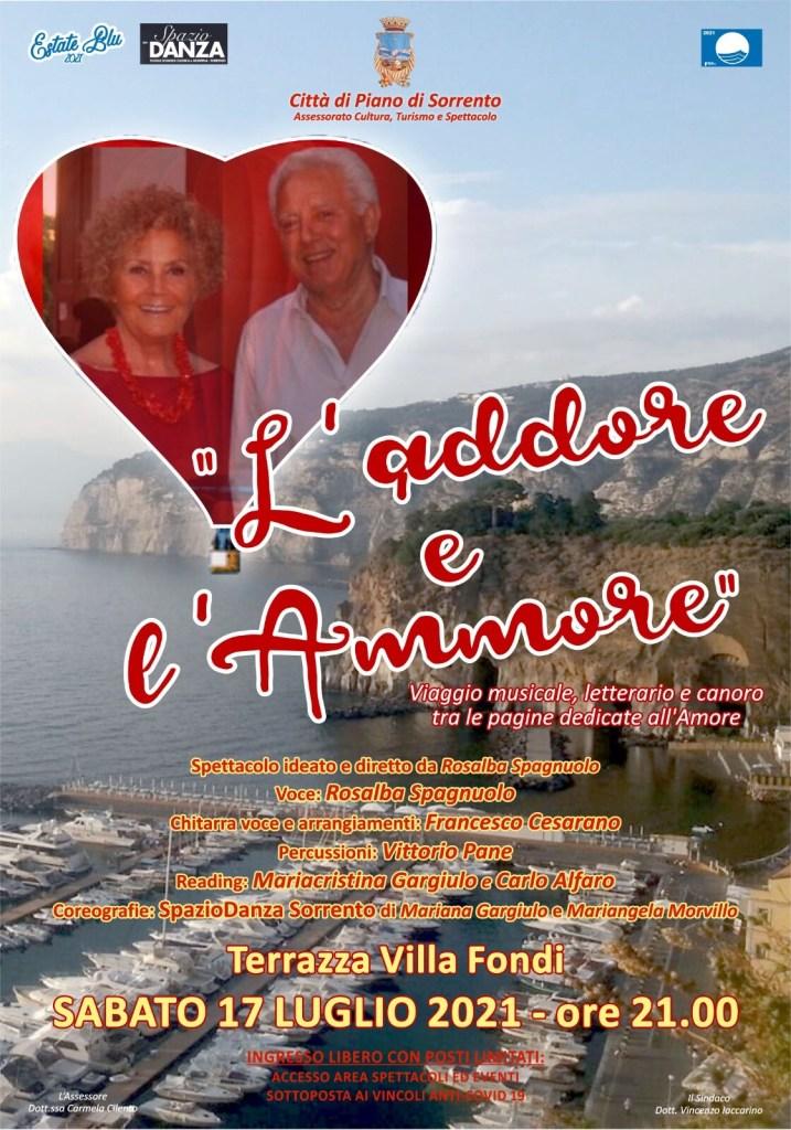 Eventi 2021 Piano di Sorrento concerto Rosalba Spagnuolo Villa Fondi