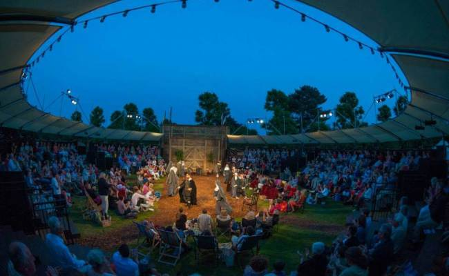 Top 5 Open Air Theatre Experiences In London About Time