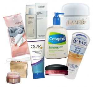 Skin care lines