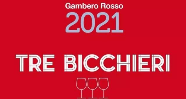 Tre Becchieri Gambero Rosso-2021 Москва