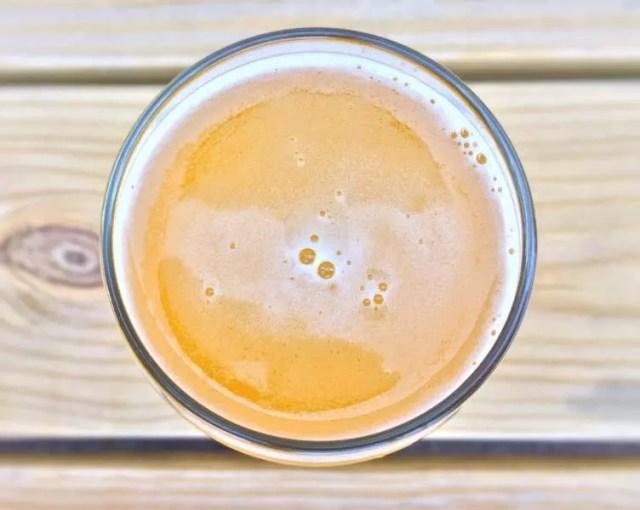 Эксперимент по установлению количества пузырьков в пиве