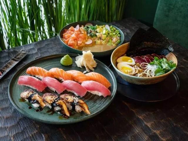 EIWA: гармония вкусов Азии