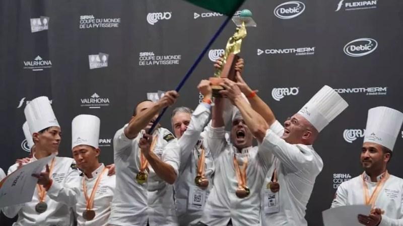 Coupe du Monde de la Pâtisserie-2021: победители объявлены