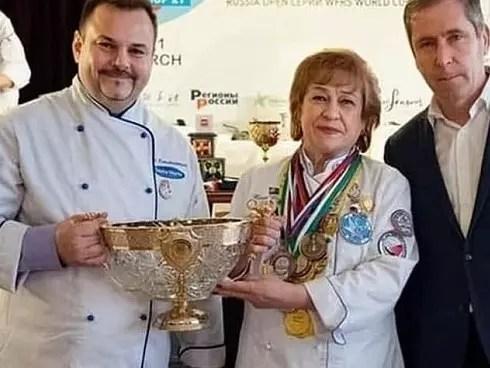 Чемпионат мира по ресторанному спорту закончился победой России