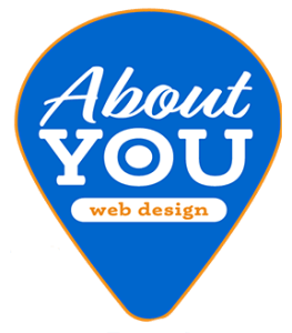 About You Web Design Logo