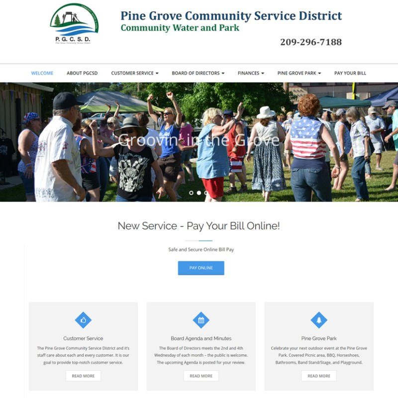 Pine Grove Community Service District