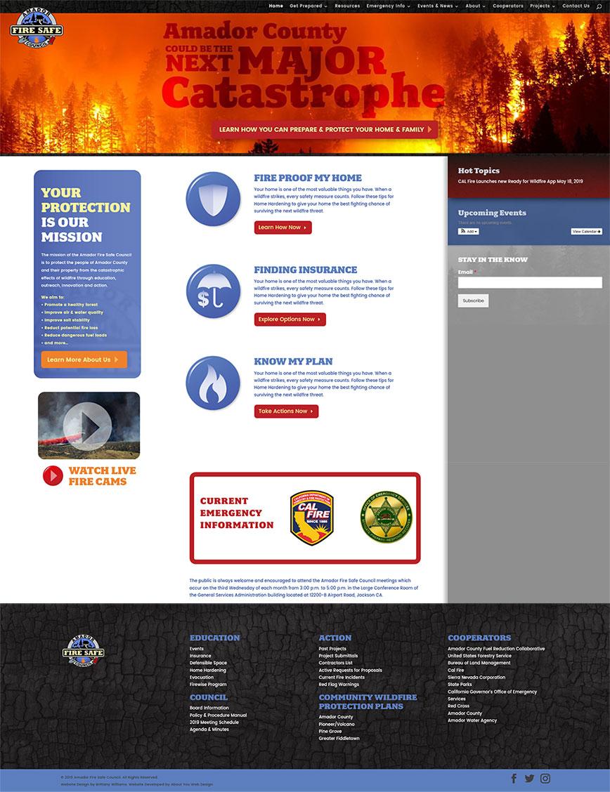 Amador Fire Safe Council