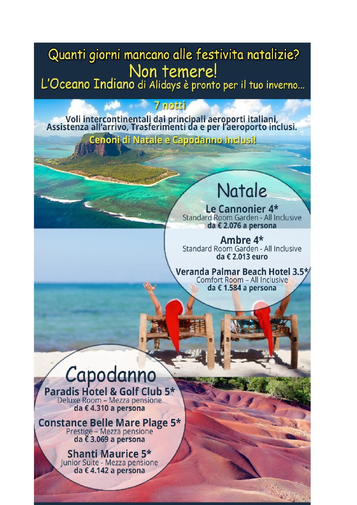 OCEANO INDIANO  Agenzia di Viaggi  Business Travel