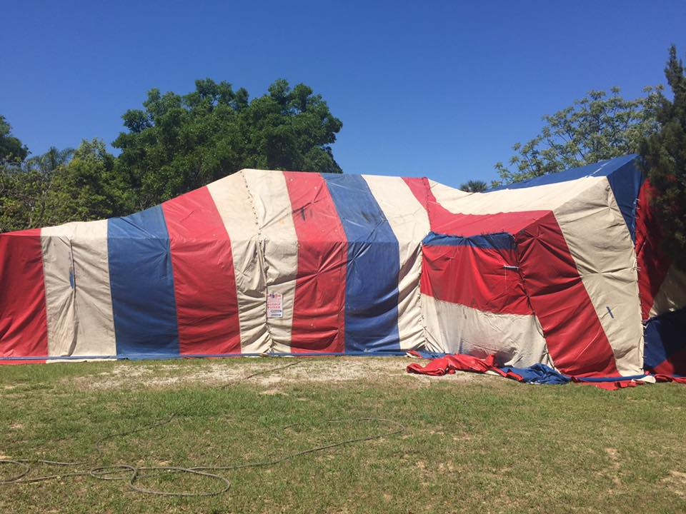 tent fumigation  Above and Beyond Pest Control