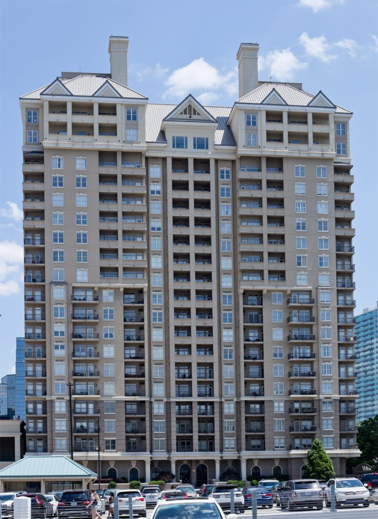 Meridian Buckhead Condos for rent or for lease and for