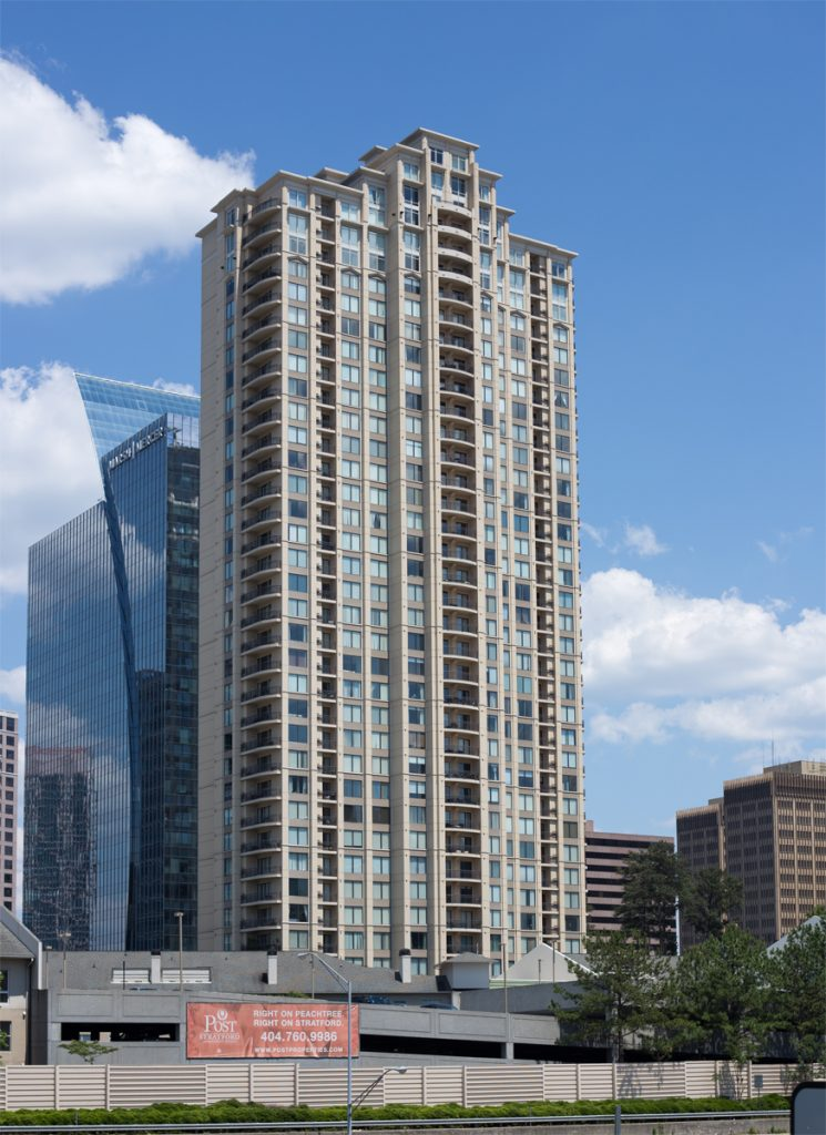 Paramount at Buckhead Condos for rent or for lease and for