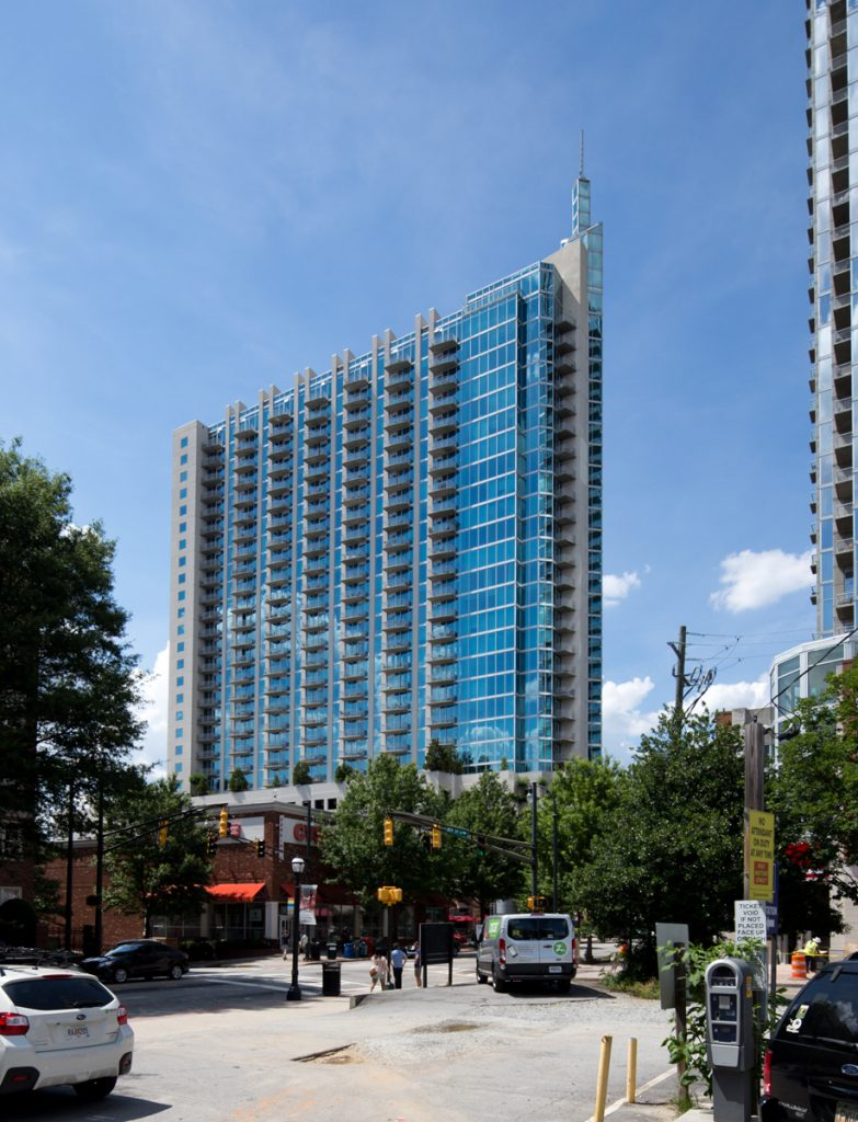 Spire Condos for rent or for lease and for sale Midtown