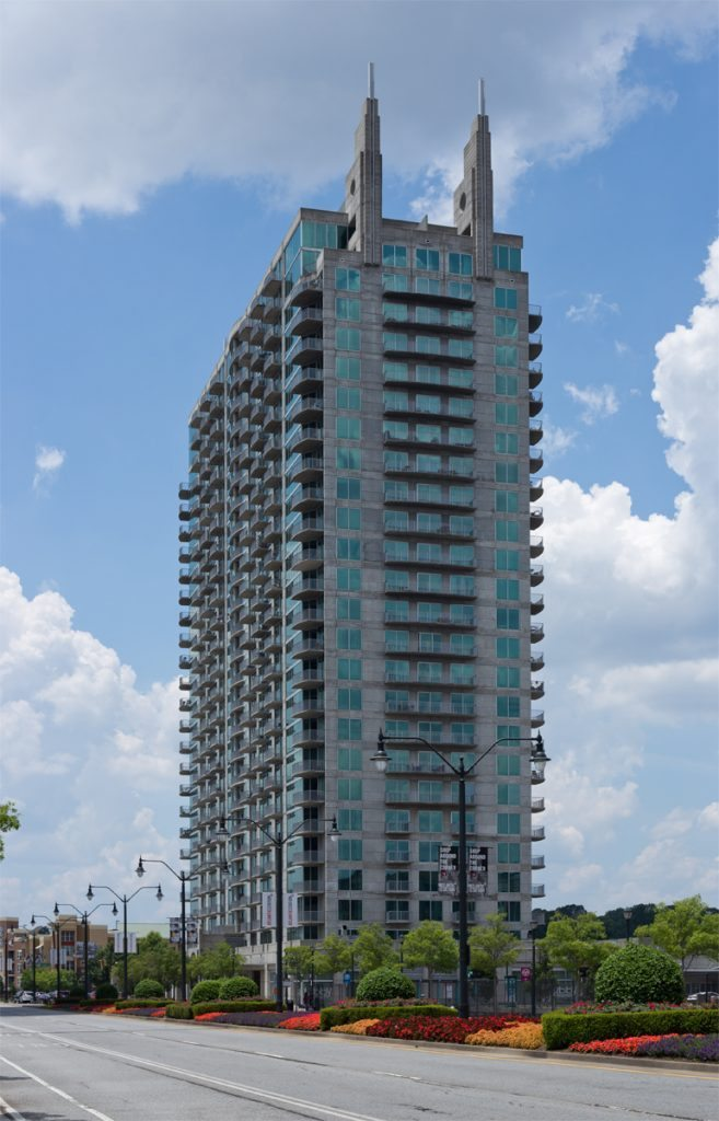 Twelve Atlantic Station Condos for rent or for lease and