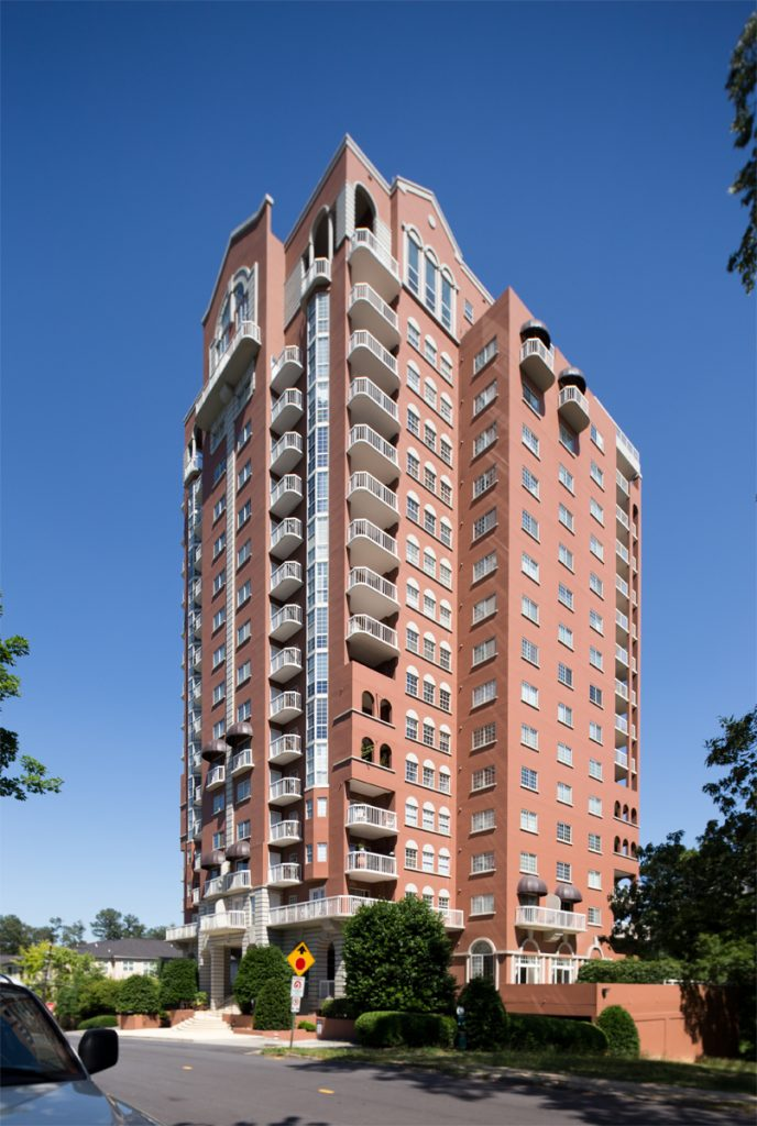 Villa at Buckhead Heights High Rise Condos for rent or for
