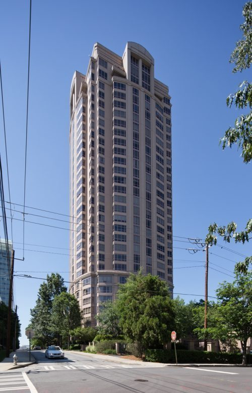 The Oaks at Buckhead High Rise Condos for rent or for