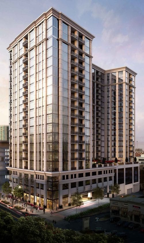 The Sutton Condos for sale or for rent in Atlanta Buckhead