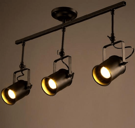 In which way you can use patented design lights in your rooms?