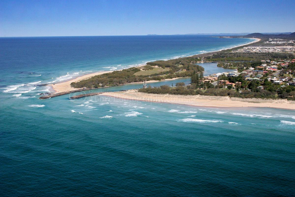 Aerial Photo of Kingscliff 007507 Kingscliff Northern