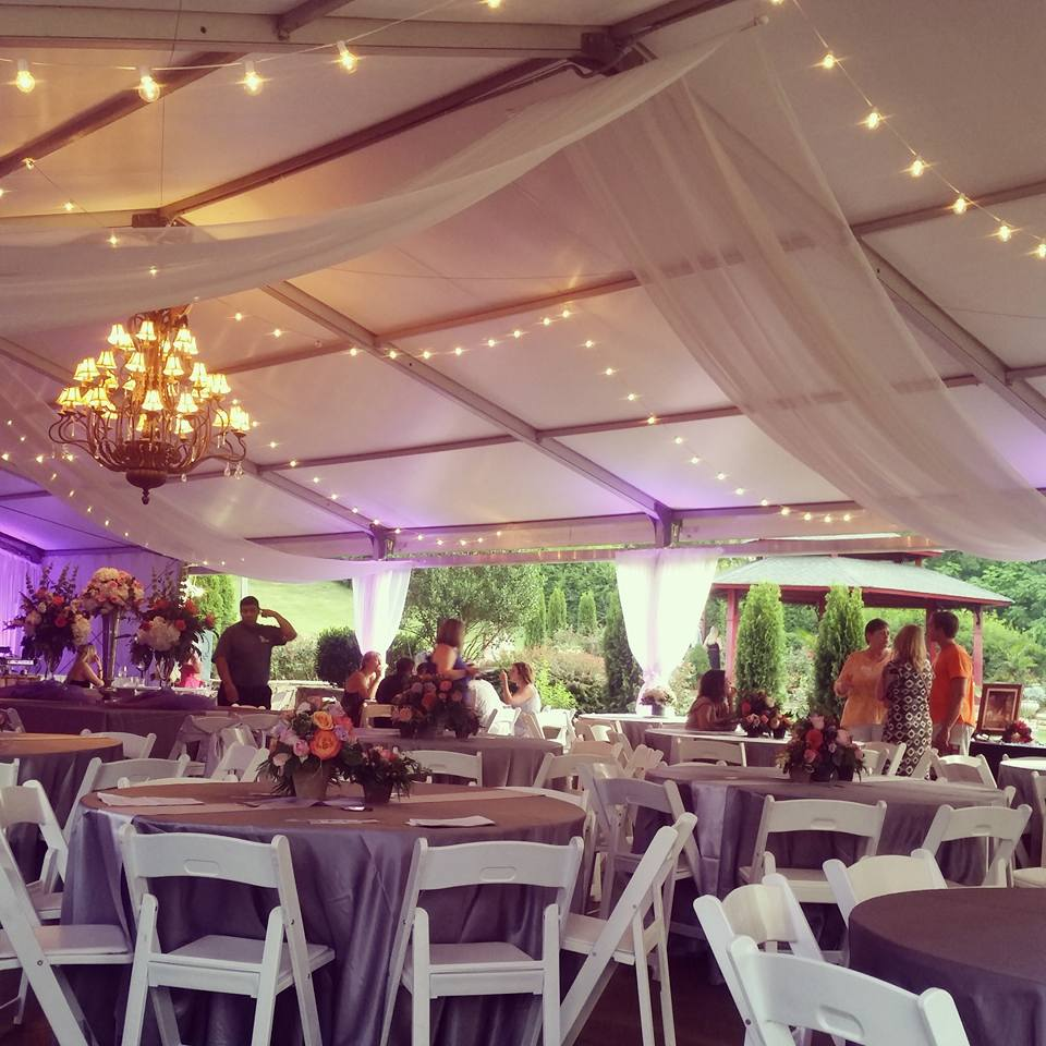 Knoxville Wedding Decor