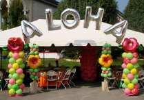 ALOHA! Always a popular theme