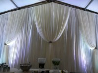 Knoxville Wedding Decor | Fabric Draping | Wedding Themes ...