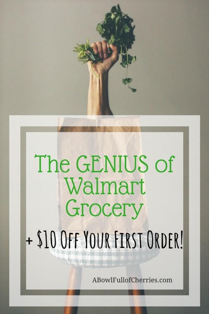 Walmart Grocery +$10