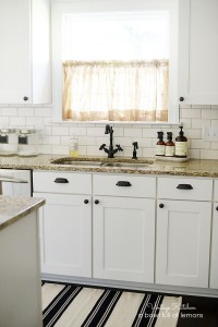 Adding vintage character to a new kitchen... | A Bowl Full ...
