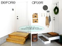 """How to Create a Garage """"Mudroom"""" 