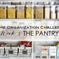 Home organizing challenge week 3 the pantry a bowl full of lemons