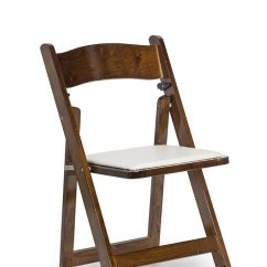 Folding Chair Rental Vancouver Cover Companies Wood Walnut A B Partytime Rentals