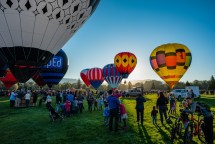 Spirit Of Boise Balloon Classic Event