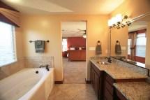Model Home Master Bathroom