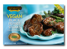 vegeusa black pepper steaks