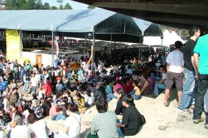 Festival do Japão 2005: Abrademi conseguiu trazer um público novo