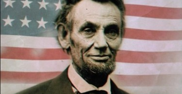 https://i0.wp.com/www.abraham-lincoln-history.org/wp-content/uploads/2014/07/Abraham-Lincoln-and-American-flag-375x195.jpg