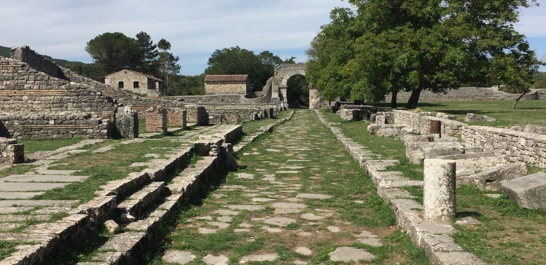 Cassino – Jerusalem: Day 8 Sepino