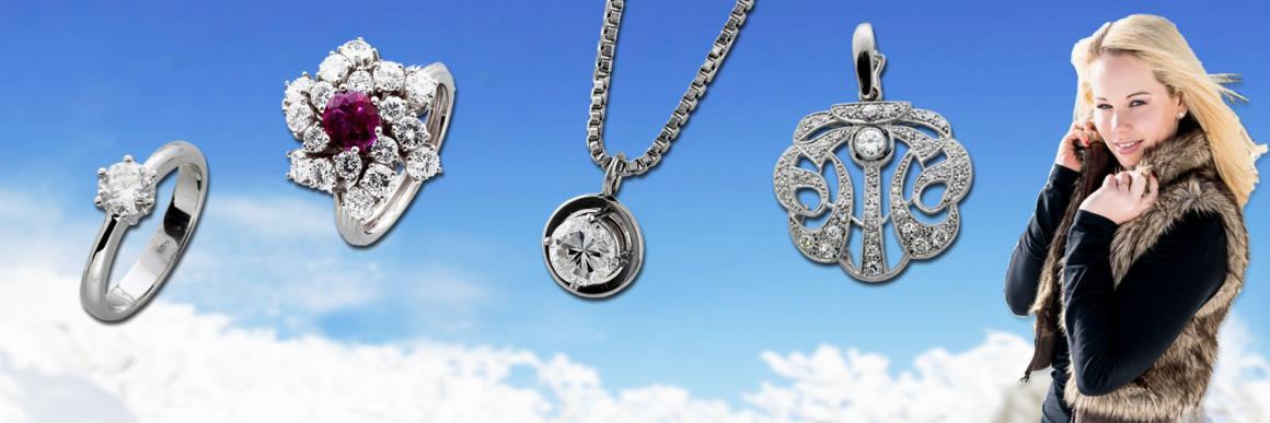 Schmuck Uhren OnlineShop gnstig kaufen  Ch Abramowicz
