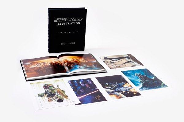 Star Wars Art Illustration Limited Edition