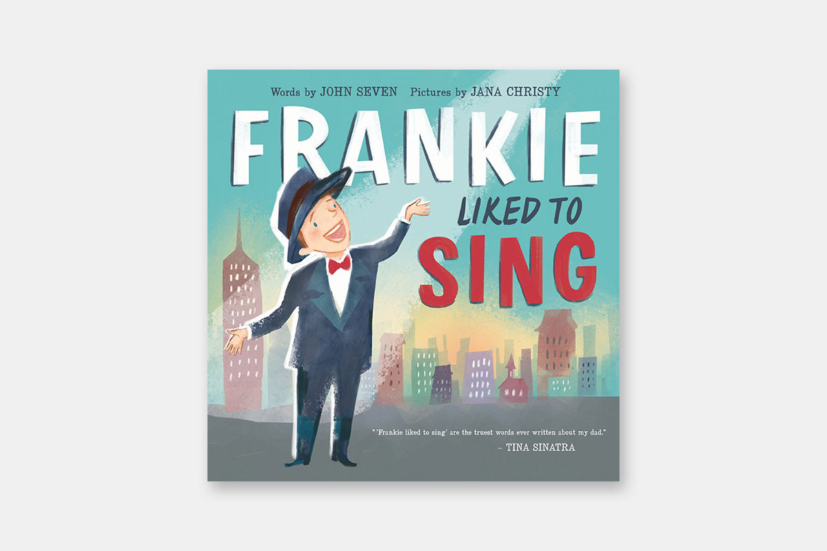 Frankie Liked To Sing Hardcover ABRAMS