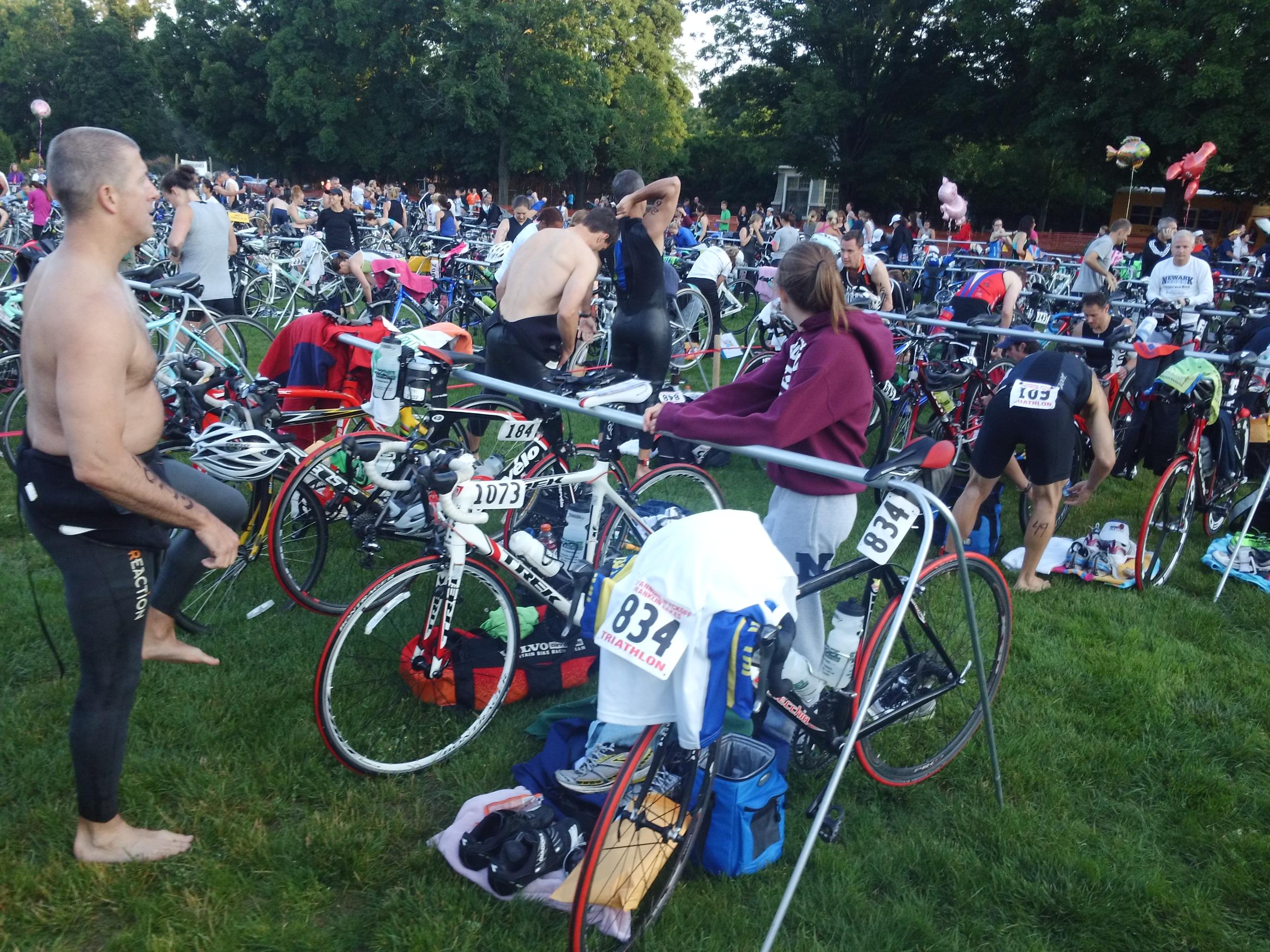 Race Report 2013 Wyckoff Triathlon ← ABrandao Com