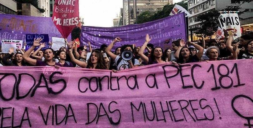 Contra a PEC 181 que torna aborto inconstitucional – Nota do GT Gênero e Saúde da Abrasco