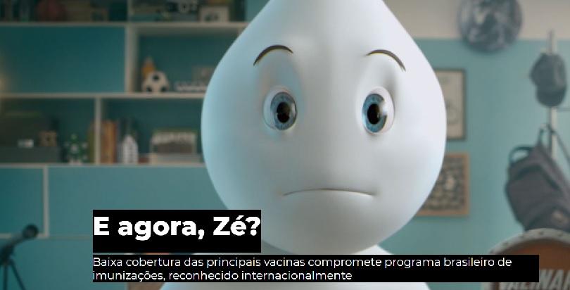 Revista Radis analisa os fatores da redução da cobertura vacinal no Brasil