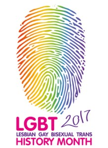 LGBT History Month 2017 logo