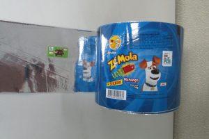 Novelprint cria solução completa para o pirulito Zé Mola conquistar a criançada