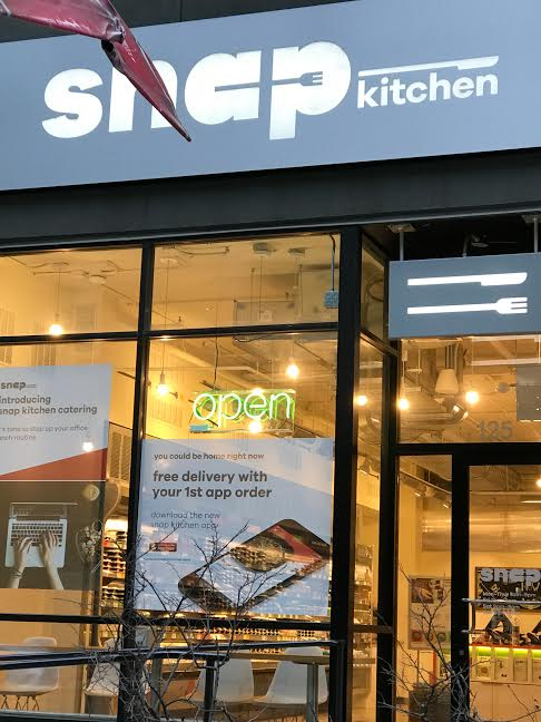 Snap Kitchen  Fresh Healthy Grab  Go Meals When Life