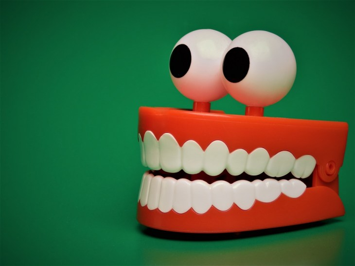 Teeth toy