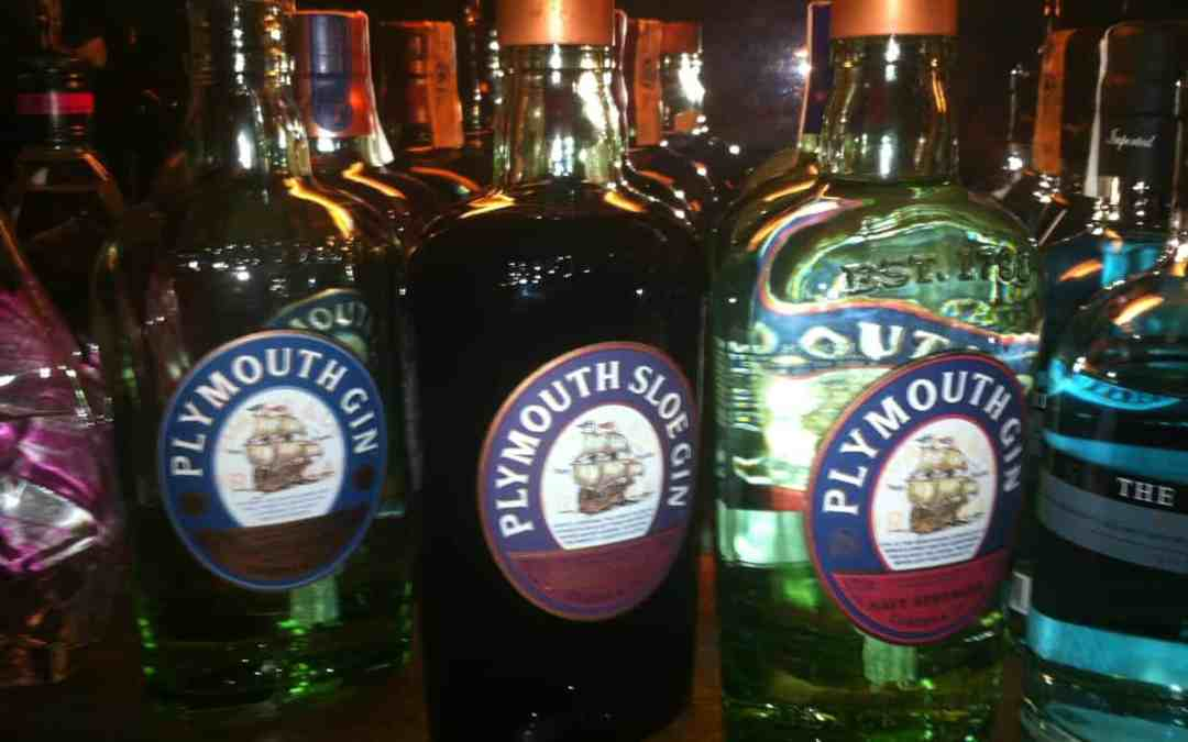 Plymouth: 3 grandes ginebras