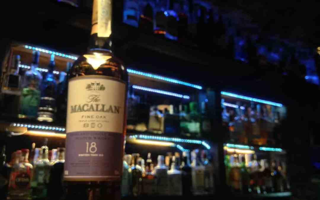 Macallan 18y