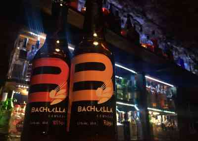 Bachiella. La cerveza del Somontano